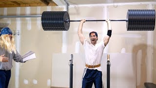 Download When You Think You're Insanely Strong But it's Fake Weights Video