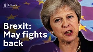 Download Brexit: May demands respect after EU rejects her plan Video