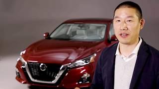 Download Design Walkaround: All-new 2019 Nissan Altima Video