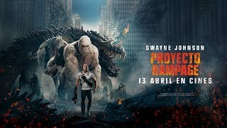 Download Proyecto Rampage - TV Spot 1 - Castellano HD Video