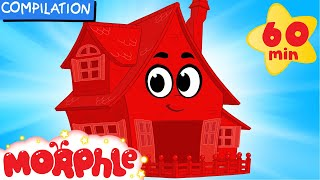 Download My Magic House (Learn About Animal Homes) + 1 hour My Magic Pet Morphle Mega Compilation For Kids!) Video