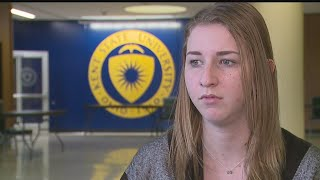 Download Kent State Student named Courage Award Recipient Pt.1 Video