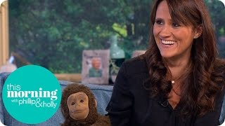 Download Nina Conti And Monkey's Cheeky Interview With Holly And Phillip | This Morning Video