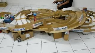 Download Sirkuit Tamiya Dari Kardus Video