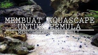Download Membuat Aquascape Pemula Simple + Mudah Video