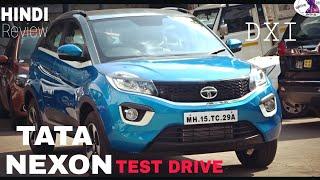 Download Tata Nexon review in hindi test Drive   DrivextreamIndia   Video
