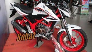 Download All New Honda CB150R StreetFire Special Edition ( Putih - Speedy White ) - Sobatmotor Video