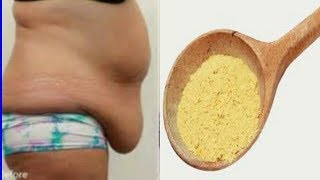 Download ONLY 1 TABLE SPOON A NIGHT REMOVE BELLY FAT FAST NO EXERCISE NO DIET Video