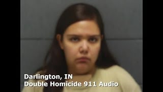 Download AUDIO: 911 call from Worley family double homicide in Darlington, Indiana Video