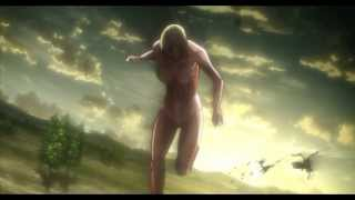 Download Shingeki no Kyojin Attack on Titan - Mysterious Female Titan Appears Video