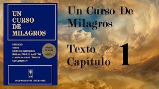 Download UN CURSO DE MILAGROS Audiolibro Libro de Texto - Introducción y Capitulo 1 HQ Video