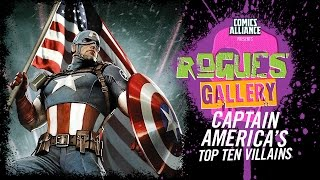 Download 10 Greatest Captain America Villains - Rogues' Gallery Video