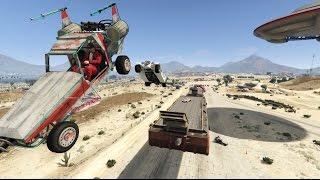 Download PRO GTA Online Deathmatch 142- CARROS RAROS PARKOUR Video