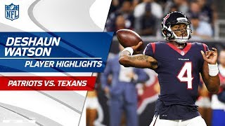 Download Every Deshaun Watson Play vs. New England | Patriots vs. Texans | Preseason Wk 2 Player Highlights Video