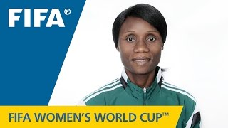 Download Referees at the FIFA Women's World Cup Canada 2015™: GLADYS LENGWE Video