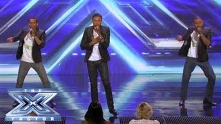 Download AKNU - Brothers from LA Perform ″Valerie″ - THE X FACTOR USA 2013 Video