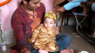Download Arghya er mukhebhat/annaprashan (first rice-eating ceremony) Video