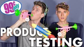 Download 99 CENT STORE PRODUCT TESTING Sibling Tag | Devan & Collins Key Video