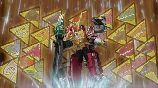Download Enter Dino Charge Ultrazord Video