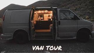 Download Van Tour | Roadtrip Across America in an adventure van Video
