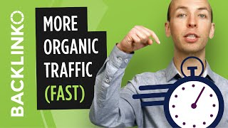 Download How to Get More Organic Traffic (FAST) Video