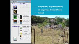Download Introduction to AquaCrop Part 4 AquaCrop - Training module Nr. 1, April 2016 Video