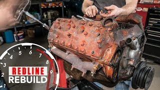 Download Ford Flathead V8 Engine Rebuild Time Lapse | Redline Rebuild #2 Video