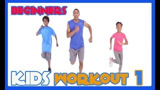 Download Kids workout 1 Beginners Video