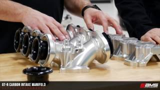 Download GT-R Carbon Fiber Intake Manifold Video
