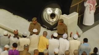 Download Subhanallah Emotional Beautiful Azan and Touching Hajr e Aswad Black Stone in Makkah January 2016 Video