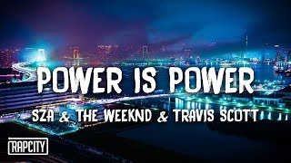 Download SZA, The Weeknd, Travis Scott - Power Is Power (Lyrics) Game Of Thrones Video