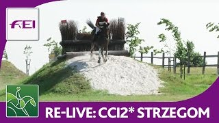 Download Re-Live - Cross Country (CCI2*) - Strzegom Horse Trials Video