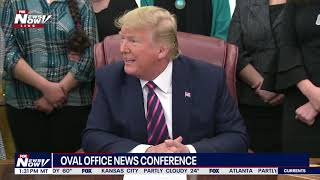Download HOAX IMPEACHMENT: President Trump UNLOADS On ″The Biggest WITCH HUNT″ In American History Video