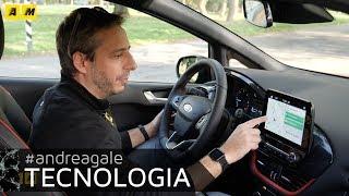 Download Nuova Ford Fiesta: Focus Tech Video
