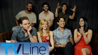 Download Shadowhunters Interview | Comic-Con 2017 | TVLine Video