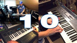 Download 10 Synth Riffs That Shook the World Video