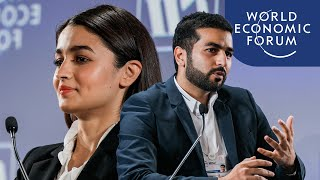 Download Insight from Leaders of Bollywood, Business, and Politics Video