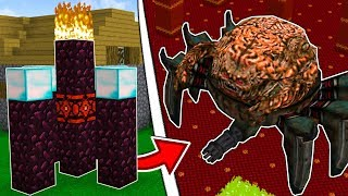 Download HOW TO SUMMON THE BIGGEST MINECRAFT BOSS EVER!! Video