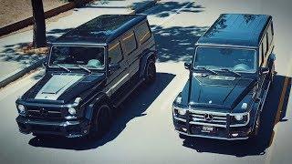 Download Почему не надо покупать гелик? Mercedes AMG G63 vs G55, сравнение и полный разбор вместе с BMW X5M Video