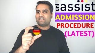 Download Uni Assist Application Procedure Video