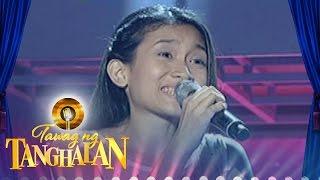 Download Tawag ng Tanghalan: Cess Culala   You're Still My Man Video