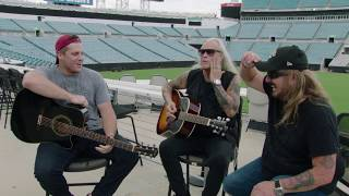 Download Under the Helmet: Stadium Tour with Lynyrd Skynyrd and Carson Tinker Video