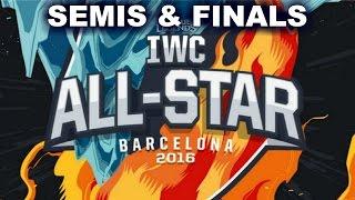 Download IWC All-Stars Barcelona 2016 Semi Finals / Finals | LoL eSports IWC All Star 2016 Video
