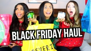 Download BLACK FRIDAY HAUL 2016!! Mylifeaseva Video