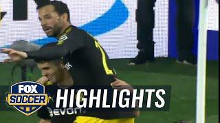 Download Hamburg SV vs. Borussia Dortmund | 2017-18 Bundesliga Highlights Video