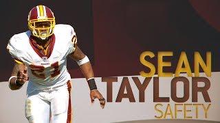 Download Sean Taylor's Ultimate Career Highlight Reel | NFL Legend Highlights Video