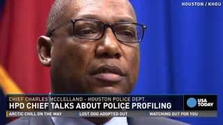 Download Houston Police Chief sheds light on racial profiling Video