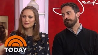 Download Natalie Portman: 'I'd Be Terrified' If Jackie Kennedy Saw 'Jackie' | TODAY Video