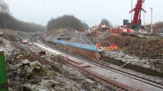 Download Carmuirs Twin Tunnels demolition and aqueduct construction Video