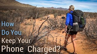 Download How to Keep Your Electronics Charged While Backpacking Video